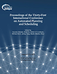 ICAPS-21 Proceedings Cover