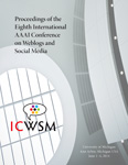 ICWSM Proceedings Cover Image